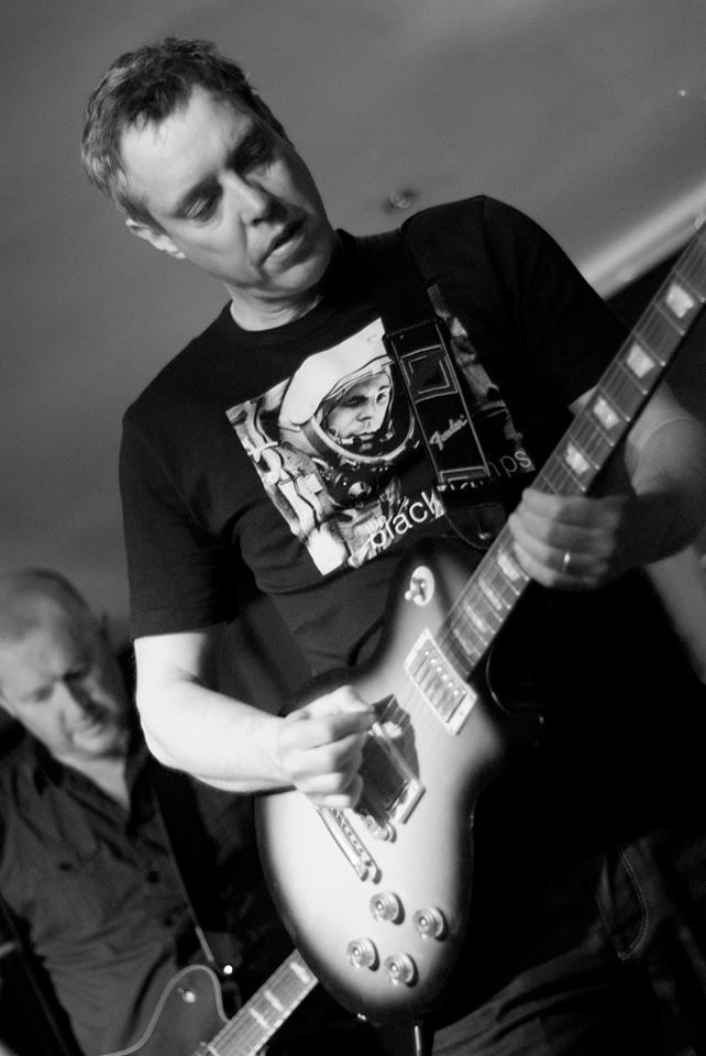 @Live In Barnsley 21st Jun 2014 - photo Ian Parker