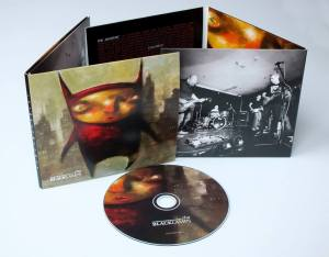 The Black Lamps - CD's are in the house