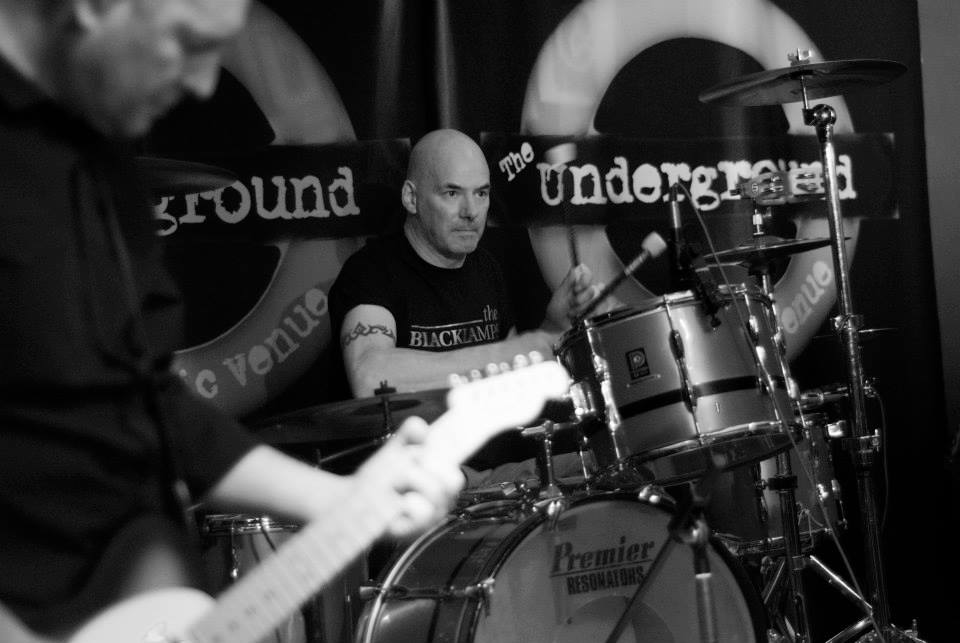 Album Launch - The Underground, Barnsley - 31st Jan 2015 - photo by Ian Parker