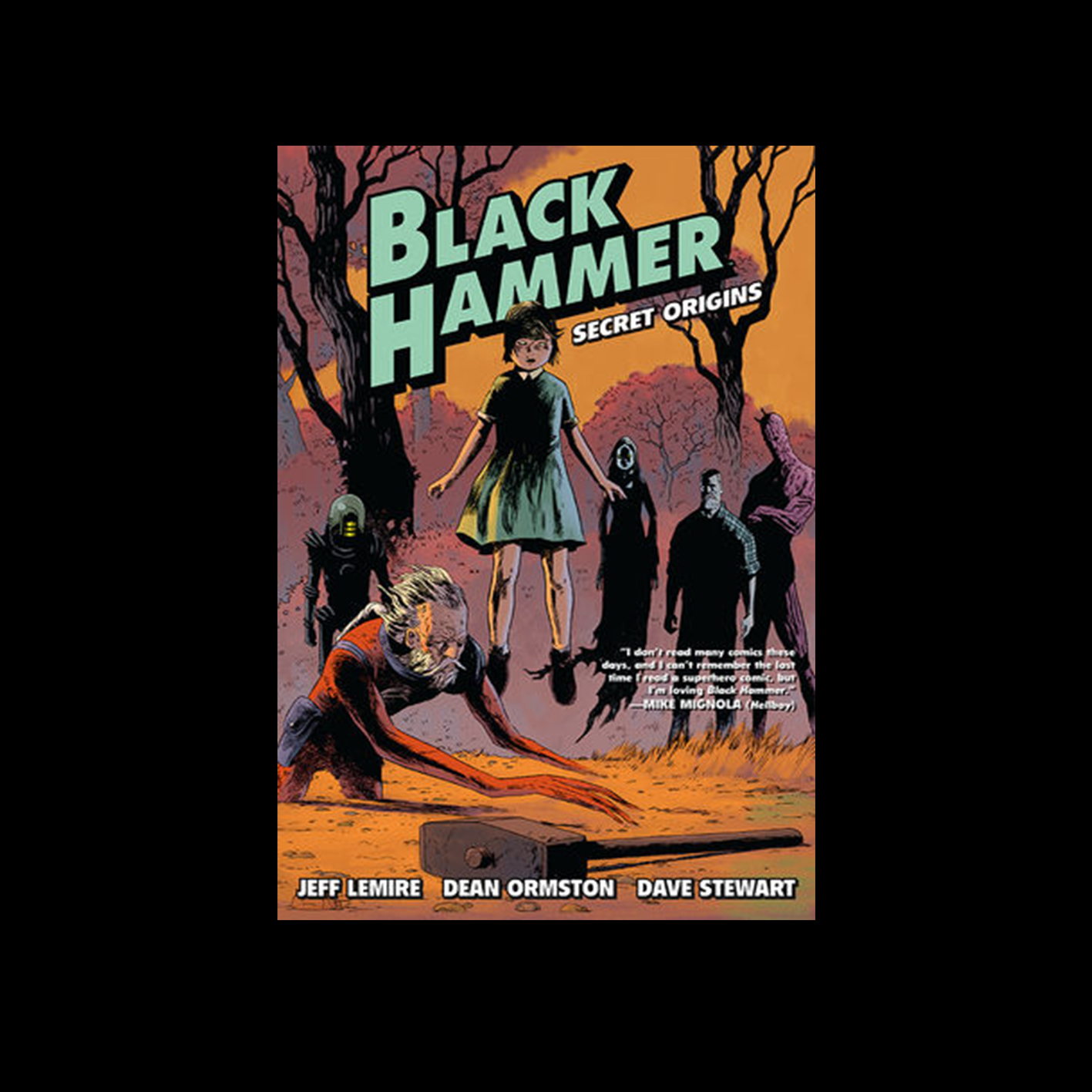 Buy Black Hammer